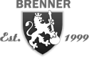 Brenner Guitar Products crest logo