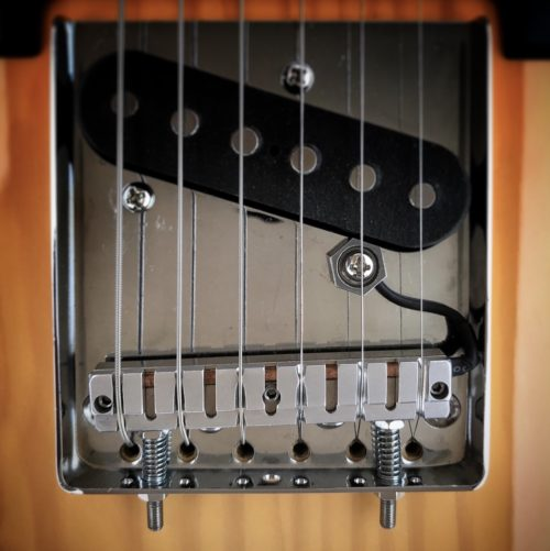 piezo-one™ (STRAT) - Brenner Guitar Products