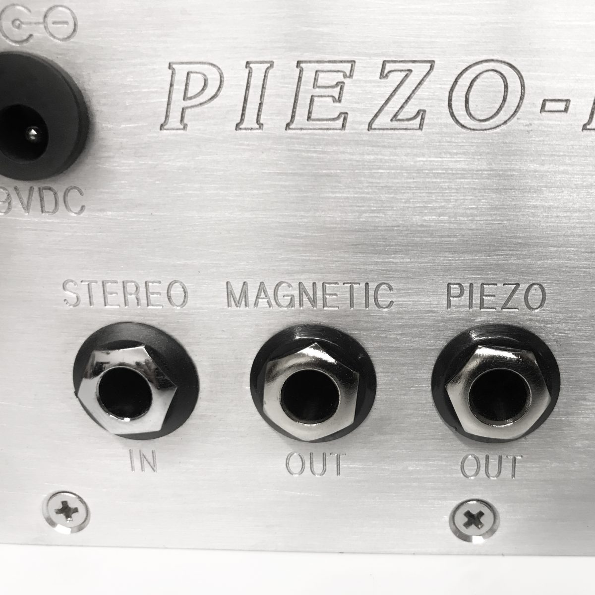 piezo acoustic electric stereo mono splitter split signal volume control floor unit gig rig